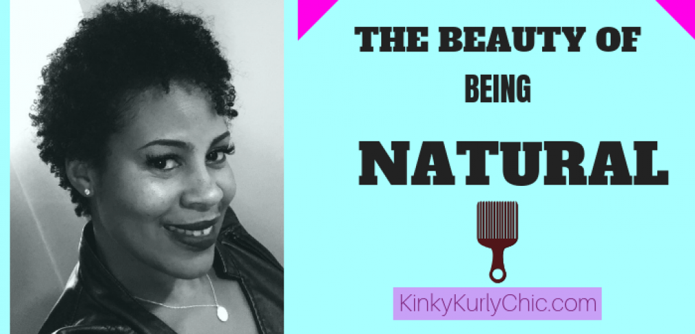 Natural Beauty Natural Hair
