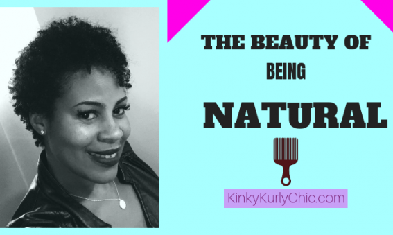 Natural Beauty Natural Hair