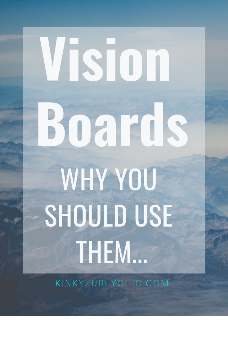 Your vision board is a representation of you and your life! Read all about it!