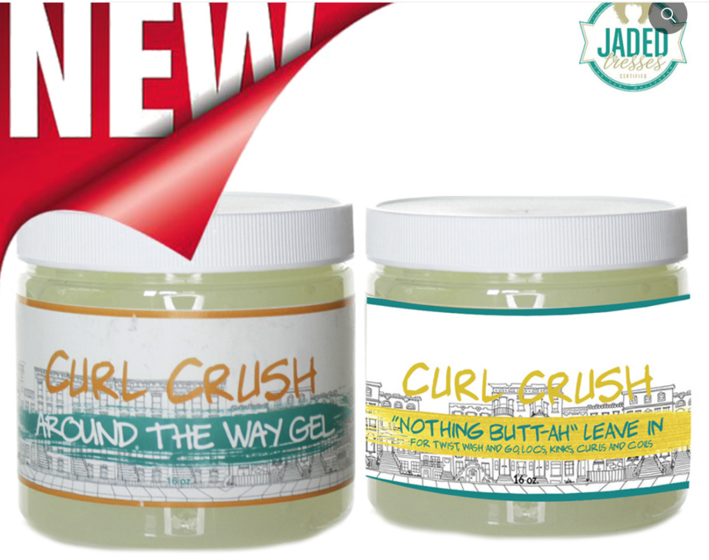 Curl Crush Hair Products